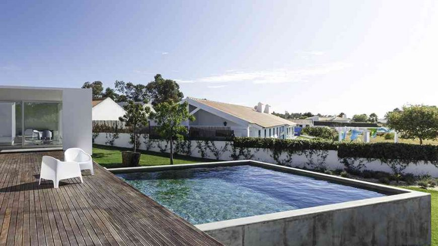 A Mediterranean Beach Home in Australia