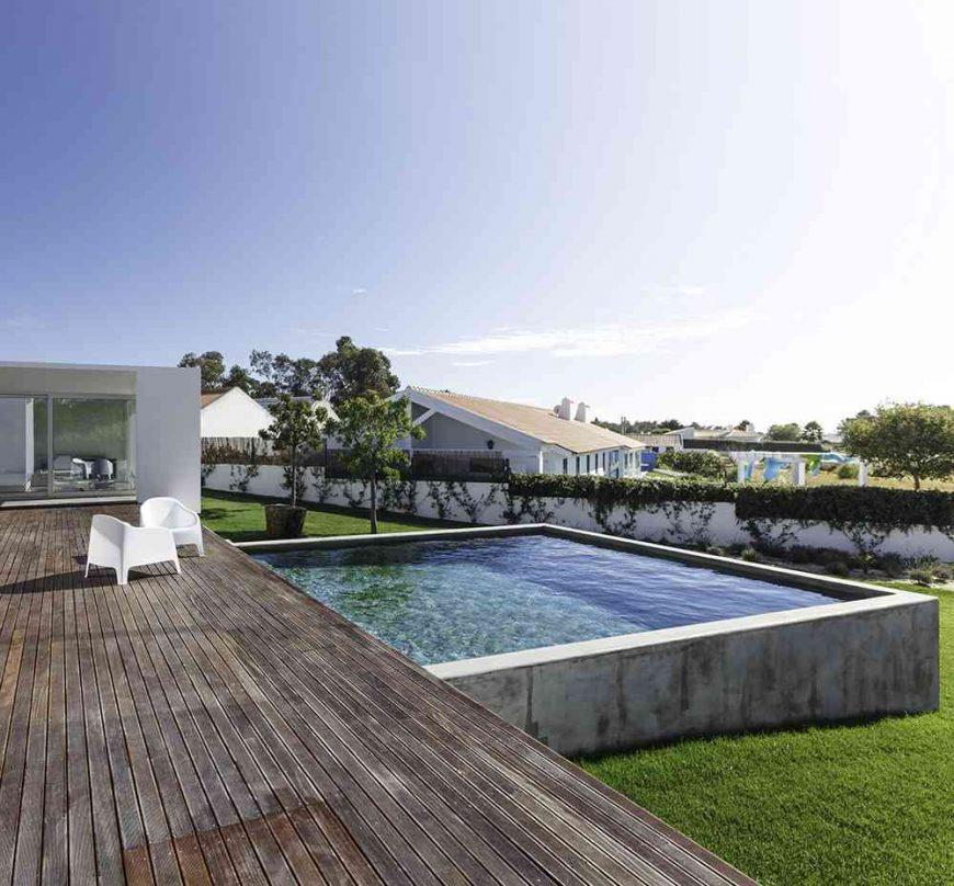 A Mediterranean Beach Home in Australia
