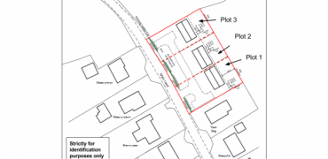 Building Plot 2 at Llanboidy, Whitland, Carmarthenshire
