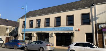 SOLD – 9-11 Meyrick Street, Pembroke Dock, Pembrokeshire, SA72 6AL